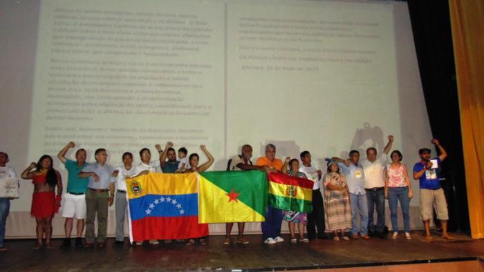 povos forum macapa