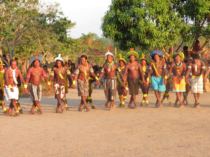 indios krao