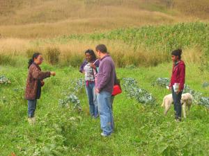 visita agroecologica