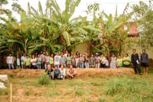 Formação em Gestão Comunitária de Resíduos Orgânicos do Cepagro. Foto: Arquivo Cepagro